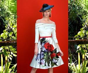 Вечерние платья Carla Ruiz 2016
