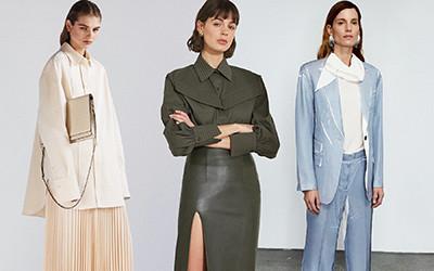 Минимализм в одежде: 20 стильных образов из коллекций Pre-Fall 2020