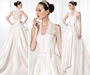 Свадебные и вечерние платья Manu Alvarez 2015