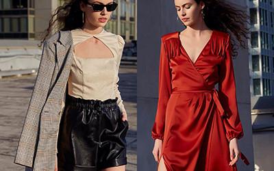 Женская одежда WAYF осень 2020