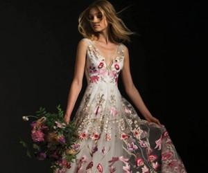 Свадебные платья Temperley London осень-зима 2017-2018