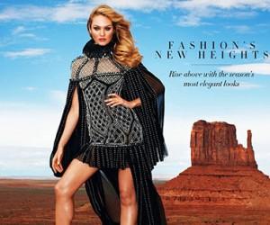 Candice Swanepoel для журнала Harper's Bazaar US
