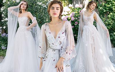 Свадебные платья Ange Etoiles 2020