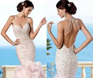 Коллекция свадебных платьев Kitty Chen Couture 2015