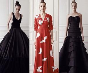 Delphine Manivet Haute Couture осень-зима 2014-2015