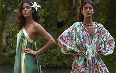 Пляжная женская одежда Anjuna весна-лето 2021