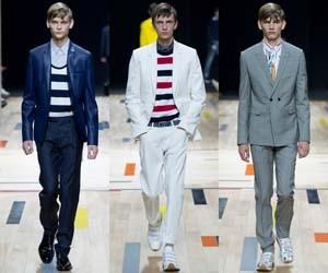 Мужская одежда Dior Homme весна-лето 2015