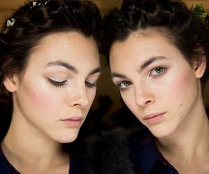 Beauty-образы моделей на Неделе Высокой моды в Париже