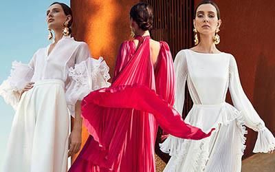 Элегантная роскошь в модных образах из коллекции Harithand Resort 2021