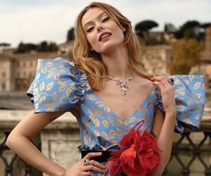 Frida Gustavsson для журнала Harper's Bazaar Turkey
