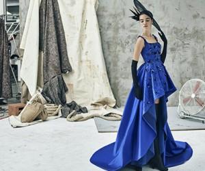 Mehmet Korkmaz Haute Couture весна-лето 2017