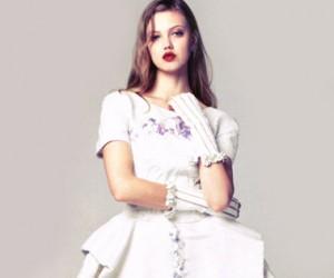 Вечерняя элегантность в Vogue China