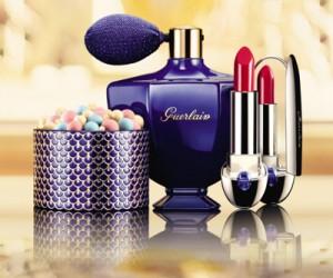 Рождественская коллекция макияжа Guerlain Shalimar 2016