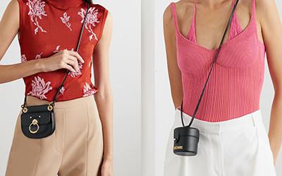 Модные женские мини-сумки весна-лето 2020