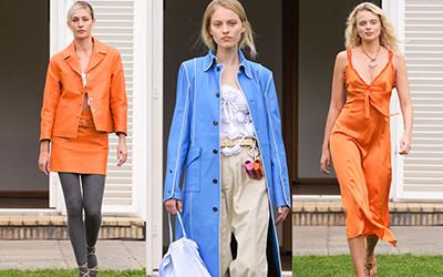 Женская одежда Saks Potts весна-лето 2022