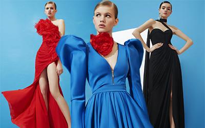 Вечерние платья и костюмы Ester Abner весна-лето 2020