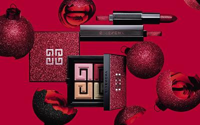 Рождественская коллекция макияжа Givenchy Makeup Collection Holiday 2019