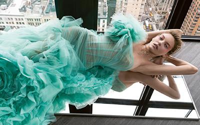 Martha Hunt на страницах журнала Numéro Russia