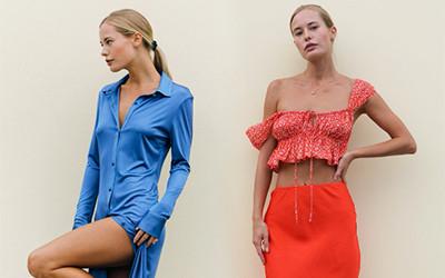 Пляжная женская одежда Ciao Lucia весна-лето 2022