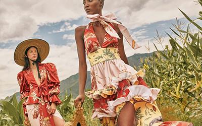 Модная женская одежда Zunilda Gutierrez весна-лето 2021