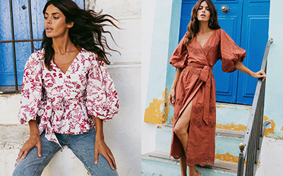 Женская одежда Charina Sarte лето 2020