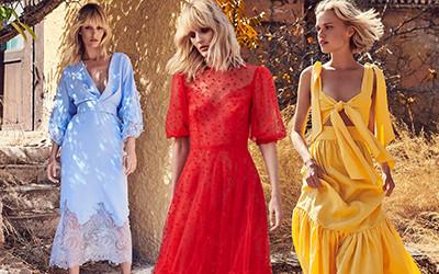 Самые красивые платья весна-лето 2020 из коллекции Costarellos