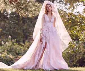 Свадебные платья Marchesa осень-зима 2019-2020