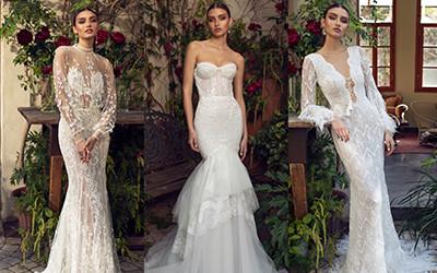 Свадебные платья Lian Rokman 2019