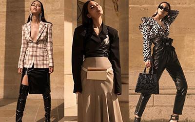 15 безупречно стильных образов от модной японки Yoshino