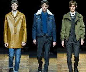 Dior Homme осень-зима 2014-2015