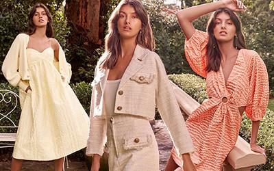 Модная женская одежда Sheike весна-лето 2021