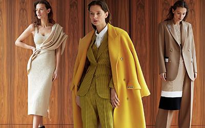Женская одежда The Coat by Katya Silchenko осень-зима 2019-2020