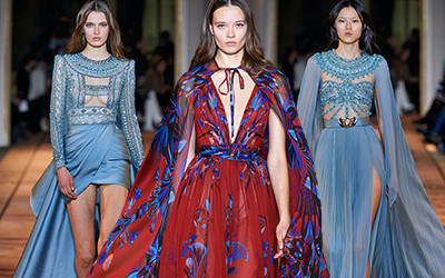 Вечерние платья Zuhair Murad Haute Couture весна-лето 2020