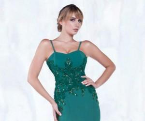 Вечерние платья Edward Arsouni весна-лето 2013