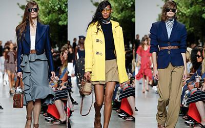 Женская одежда Michael Kors весна-лето 2020