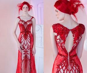 Платье как искусство: Mona Al Mansouri Haute Couture