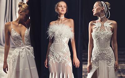 Свадебные платья Kim Kassas Couture 2021