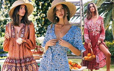 Стиль бохо в осенней коллекции женской одежды Arnhem 2020