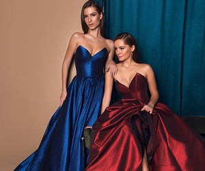 Вечерние платья Crystal Design 2018