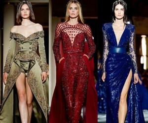 Zuhair Murad Haute Couture осень-зима 2018-2019