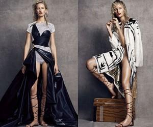 Karolina Kurkova для журнала Vogue Spain