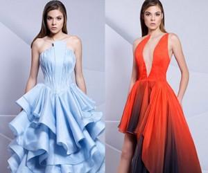 Tarek Sinno Haute Couture лето 2015
