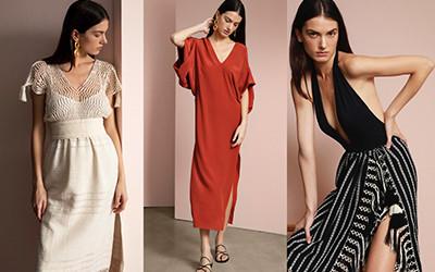 Курортная коллекция летней женской одежды Jaline 2020