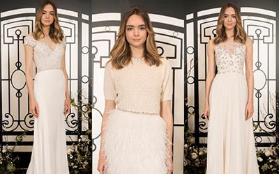 Свадебные платья Jenny Packham весна-лето 2020
