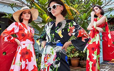 Женская одежда Sabina Soderberg весна-лето 2020
