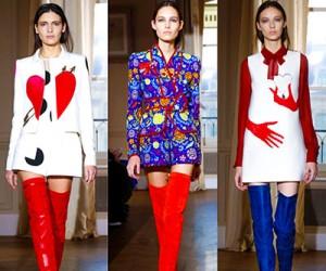 Schiaparelli Haute Couture весна-лето 2017