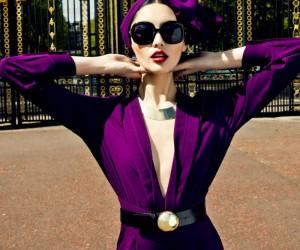 Bonnie Chen для журнала Harper's Bazaar China