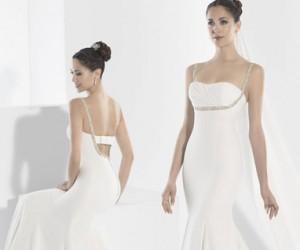 Свадебные и вечерние платья Manu Álvarez 2014