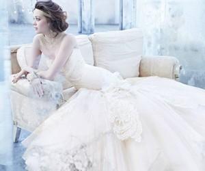 Свадебные и вечерние платья Lazaro осень-зима 2013-2014