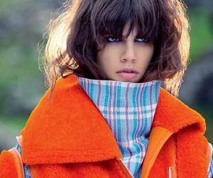Antonina Petkovic для журнала Elle UK